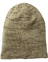 D&Y Women's Marled-Knit Beanie