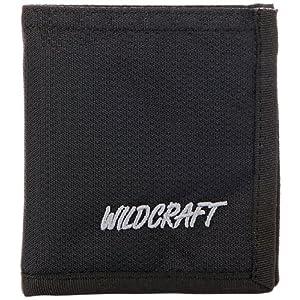 Wildcraft Men's Wallet-Black