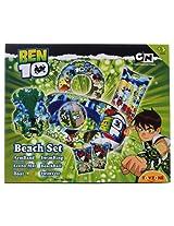 Toyzone - Ben 10 Beach Set