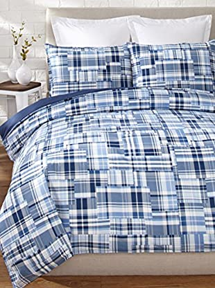 Nautica Newcastle Duvet Set (Blue)
