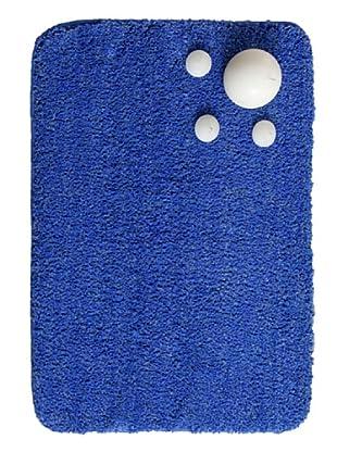 ALBA Alfombra de Baño Basic (Azul)