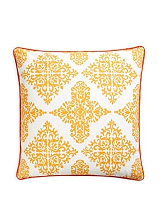 Allem Studio Patola Pillow (Saffron)