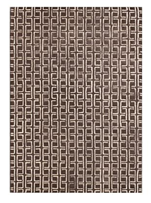 Mili Designs NYC Linked Squares Rug, 5' x 8'