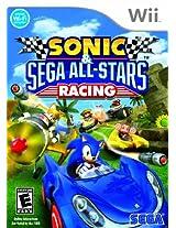 Sonic All Star Racing - Nintendo Wii