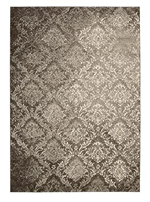 Kathy Ireland Home Royal Shimmer Rug (Beige/Brown)