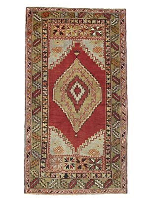 Rug Republic One Of A Kind Turkish Anatolian Hand Knotted Rug, Multi, 3' 7