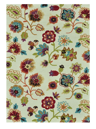 Loloi Rugs Juliana Collection Rug (Ivory/Floral)
