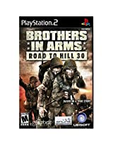 Brothers in Arms Road to Hill 30 - PlayStation 2 (Firepower Bundle)