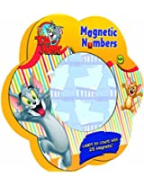 Sterling Tom & Jerry Magnetic Box-Numbers