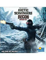 Arctic Scavengers: Recon Expansion Board Game