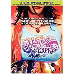 Festival Express [DVD] [Import]