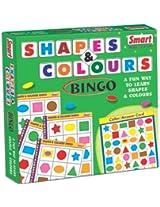 Smart Shapes and Colors Bingo