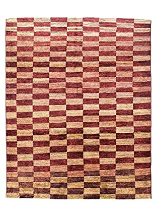Bashian Rugs Hand Knotted One-of-a-Kind Pak Gabbeh Rug, Multi, 5' 9