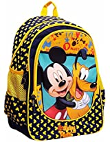 Disney Mickey And Pluto School Bag Pluto - Navy Blue