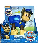 """Paw Patrol Jumbo Action Chase """"9 Tall....Launches Tennis Balls"""