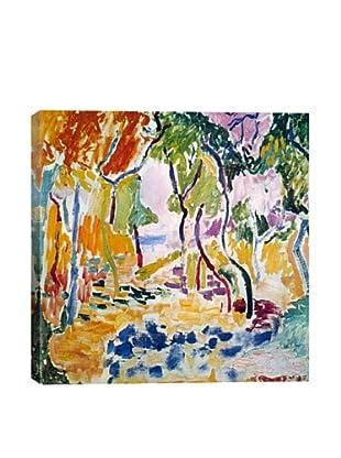 Henri Matisse's The Joy of Life (1905) Giclée Canvas Print