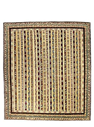 Bashian Rugs One-of-a-Kind Hand Knotted Mansehra Rug, Multi, 8' 3