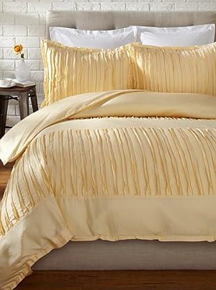 Blissliving Home Layla Duvet Set (Vanilla)