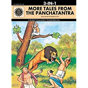 More Tales from the Panchatantra: 3 in 1 (Amar Chitra Katha)