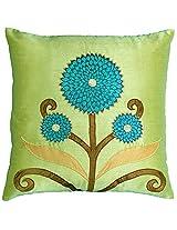 Parsi Flower - Green