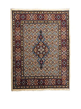 RugSense Teppich Persian Mud mehrfarbig 110 x 78 cm