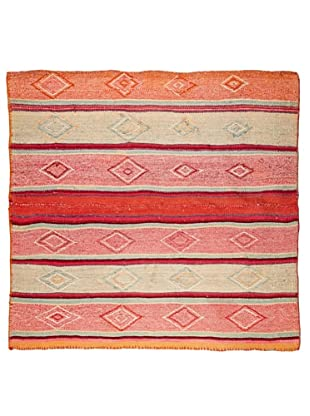 Nomadic Thread Society Market Peruvian Rug, Multi, 4' 5