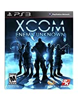 New Xcom: Enemy Unknown (Play Station 3)