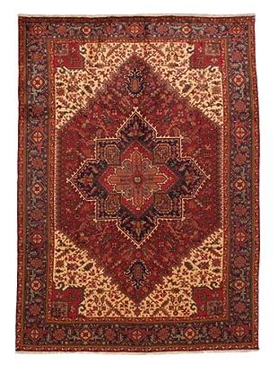 Rug Republic One Of A Kind Persian Heriz-Vintage Rug, Multi, 8' x 11' 1