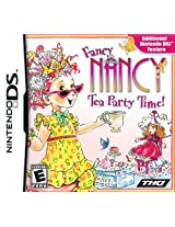 Fancy Nancy: Tea Party Time (Nintendo DS) (NTSC)