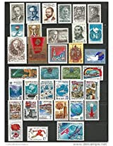 RUSSIA ~ STAMPS LARGE & SMALL ~ 100 DIFFERENT