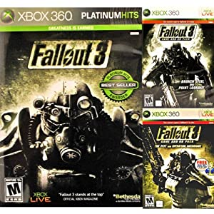 Fallout 3 with Expansion Packs - Xbox 360