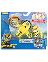 Paw Patrol, Air Rescue Rubble, Pup Pack & Badge