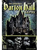Das Geheimnis von Barton Hall: Eine Schauernovelle (German Edition)