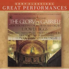 Glory of Gabrieli: Great Performances