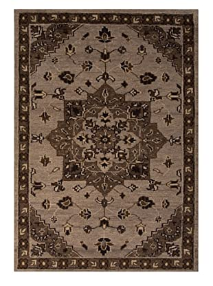Jaipur Rugs Hand-Knotted Wool Rug, Lilac Hush, 5' x 8'