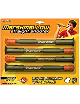 Marshmallow Fun Camo Straight Shooter (4-Pack)