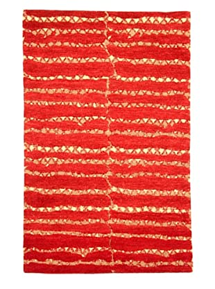 Roubini Field Hand Knotted Rug, Multi, 2' x 3'