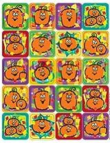 Eureka Pumpkins Stickers
