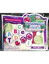 "Scholastic: ""Preschool Abc"" Learning Game (Gr:preschool-prek) 2-4 Players"