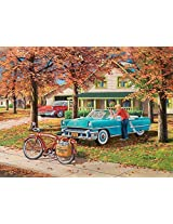 A Young Mans Dream A 1000 Piece Jigsaw Puzzle By Suns Out By Suns Out