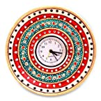 Chitrahandicraft Marble Round Watch