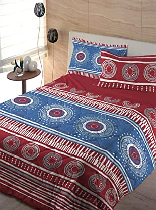 Pompea Warm Trapunta Australia (Blu Marino)