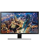 Samsung 28 Inch 4K UHD Monitor with premium metallic stand (28)