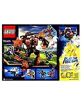 Lego Infernox Captures the Queen, Multi Color