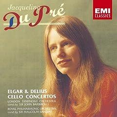 デュ・プレ独奏 エルガー&ディーリアス:チェロ協奏曲のAmazonの商品頁を開く