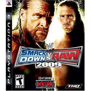 WWE Smackdown vs Raw - 2009