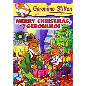 Merry Christmas, Geronimo!: 12 (Geronimo Stilton)
