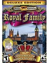 Hidden Mysteries Royal Family Secrets (PC)