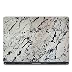 Inktree Vinyl Marblewhite Matte Finish Adhesive Laptop Skin (15 inch x 10 inch, Mulicolor)