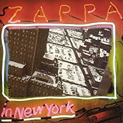 Zappa in New Yorkの商品写真